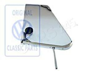 Genuine Volkswagen Side Hung Window Right Nos Ghia 151837606d