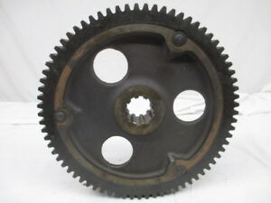 Final Drive Gear For John Deere B Br bo Unstylized ab3311r