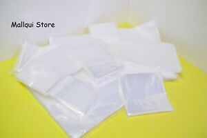 300 Clear 8 X 10 Industrial Poly Bags Lay Flat Open Top Uline Best 3 Mil