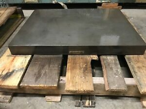 Challenge Cast Iron Surface Plate Great Condition We Will Ship