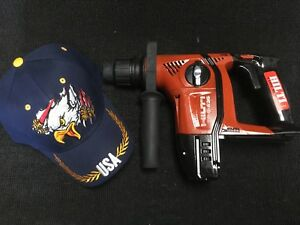 Hilti Te 6 a36 Tool Body Preowned Free Hat Fast Shipping