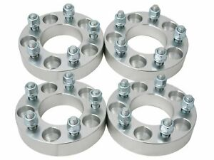 4 1 25 5x5 To 5x4 75 Wheel Adapters Gm Wheels On Jeep Auto