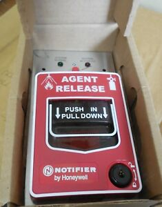 New Honeywell Notifier Nbg 12lra Agent Release Station For Fire Alarm Control