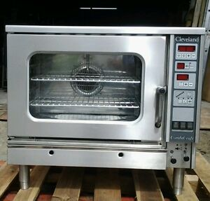 Cleveland Combi Oven Electric Convection And Steamer Combicraft Cce 5