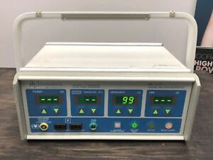 Ib Irvine Biomedical Ibi 1500t9 Cardiac Ablation Generator Therapy Rf Stimulator
