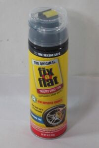 Fix A Flat S60420 Tire Puncture Sealer And Inflator With Hose