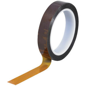 Kapton Tape 3 4 X 36 Yds Amber 1 case T964291