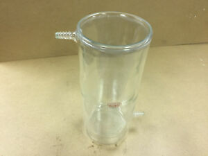 Buchler Instruments Jacketed Beaker 875ml Inside Volume 180 Hose And Leveling