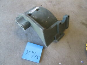 Nos Bracket Vehicular For Military Vehicle Generator Or Ac Compressor