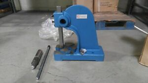 Brand New Knuth 2 Ton Arbor Press Shown W Optional Base