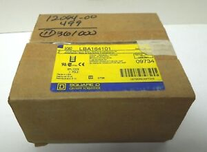Square D 9080 Lba164101 Power Distribution Block 1 Pole 600v 500 Mcm