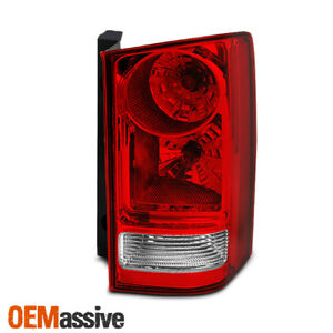 Fits 2009 2013 Honda Pilot Red Rear Taillight Passenger Right Side Replacement