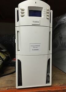Canon A2000 Server Fiery For Imagepress 6000 7000 Copiers