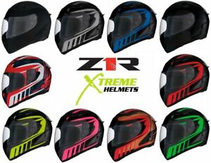 Z1R Strike Ops Helmet Full Face Scratch Resistant Shield Removable Liner XS 2XL $74.95