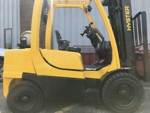 Hyster H60ft 6000lb Pneumatic Forklift Lifttruck