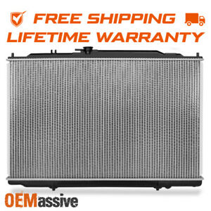 Lifetime Warranty Fit 2001 02 Acura Mdx 2003 04 Honda Pilot 3 5 V6 Radiator 2417