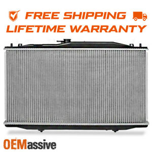 Fit 2004 2005 Acura Tsx 2 4l 4cyl Engine Durable Radiator 2680 Lifetime Warranty