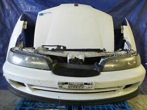 94 01 Honda Integra Dc2 Type R Hid Front Nose Cut Conversion Jdm B18c 181