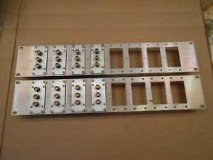 Mini Circuits Zdc 10 1 75 Directional Coupler Qty 4 With 19 Inch Rack Mount