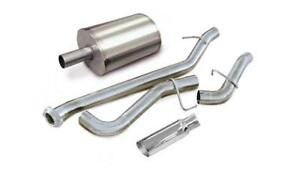 Corsa Performance 24260 Corsa Performance Cat Back Exhaust Single Side 4 0in Fi
