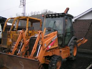 Case 580 M Turbo 4x4 Tractor Loader Backhoe Price Reduced To 22000 00