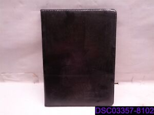 Qty 2 Kohler Leather Journal Notepad 12 1 2 X 9 1 2