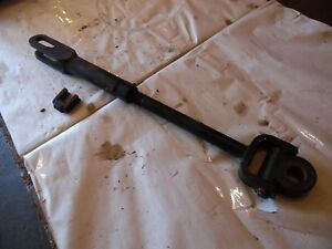 White 2 105 Farm Tractor Left 3 Point Hitch Lift Link doesn t Turn