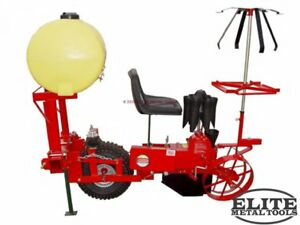 New Mechanical Transplanter Model 5000wd B3