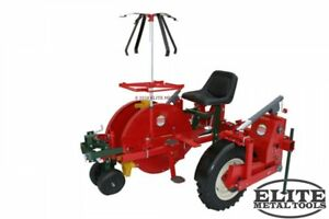 New Mechanical Transplanter 948 Mulch Planter