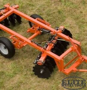 New Tufline 38 Series Offset Disc Harrows 38 91824