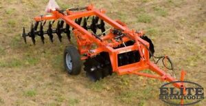 New Tufline 38 Series Offset Disc Harrows