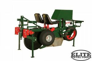 New Mechanical Transplanter Ct 12 Christmas Tree Planter