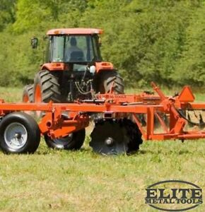 New Tufline 38 Series Offset Disc Harrows 38 92024