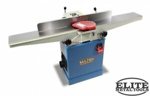 New Baileigh Ij 666 6 Long Bed Jointer