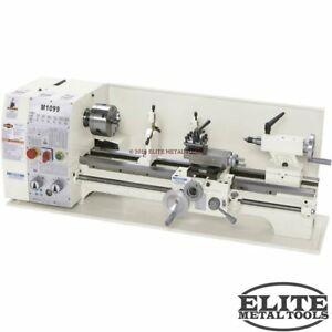 New M1099 Shop Fox 10 X 26 Bench Metal Lathe