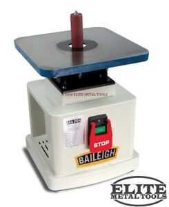 New Baileigh Os 1414 Bench Top Spindle Sander