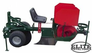 New Mechanical Transplanter Ct 8 Christmas Tree Planter