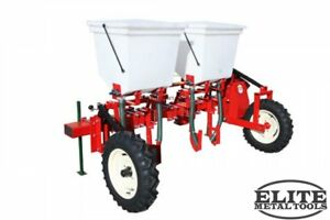 New Mechanical Transplanter Fsd 2 Double Hopper Side Dresser