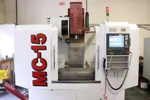 Fryer Mc 15 Cnc Vertical Machining Center