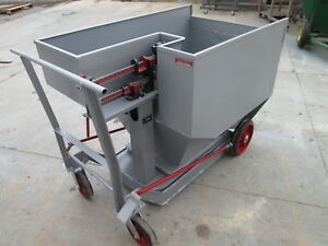 Allied Industries Weigh Buggy Portable Hopper Scale