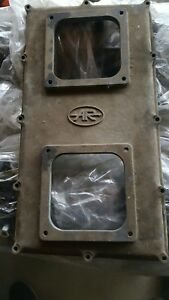 Alen Root Tunnel Ram Dominator Top Plate Ford