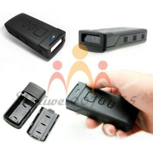 Mini Wireless Ct20 Bluetooth Barcode Scanner F Apple Ios Android Winows 7 256k