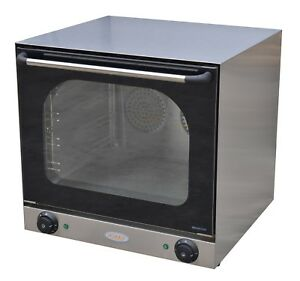 Hakka Commercial Convection Counter Top Oven With Steaming Function 220v 60hz