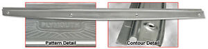 Plymouth Door Sill Plate Set 1933 1934 Pc Pd Coupe