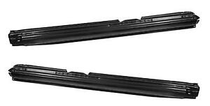 Rocker Panels Below The Door 1988 92 Toyota Corolla Sedan Wagon Pair