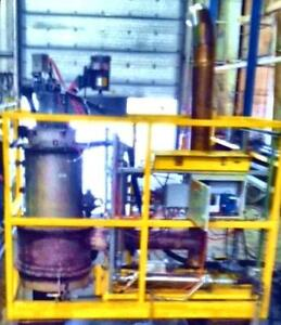 Steam Boiler For Concrete Curing Or Soil Sterilization Uses With Dirty Water