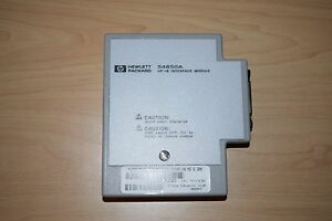Agilent Hp 54650a Gpib Plugin Module For 54600 Series Oscilloscope 54601a 54616b