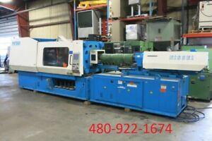 2003 400 Ton Nissei Fn7000 100a Injection Molding Ref 7794270