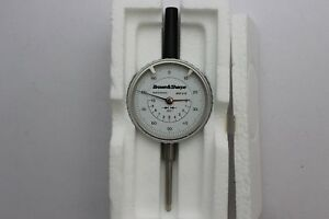 Brown Sharpe Dial Indicator 001 14 82022 Brand New