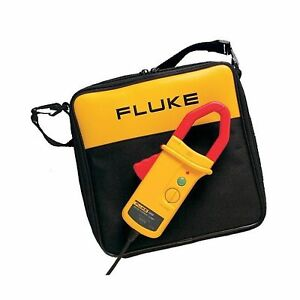 Fluke I410 kit Ac dc Current Clamp Kit With Carry Case 600v Voltage 400a Ac